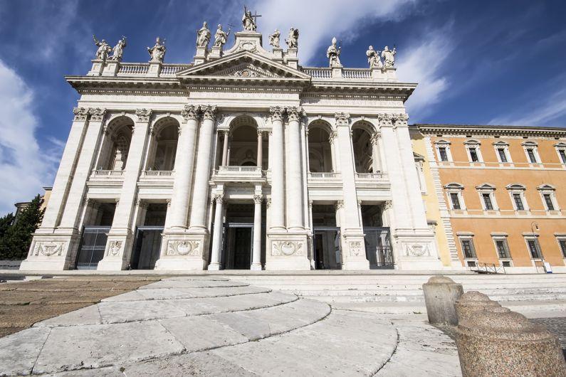 Basilica di San Giovanni in Laterano | Le Basiliche di Roma