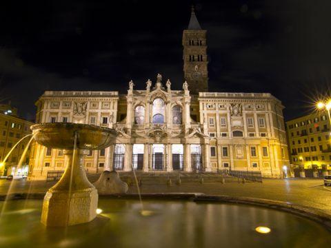 Basilica di Santa Maria Maggiore | Le Basiliche di Roma