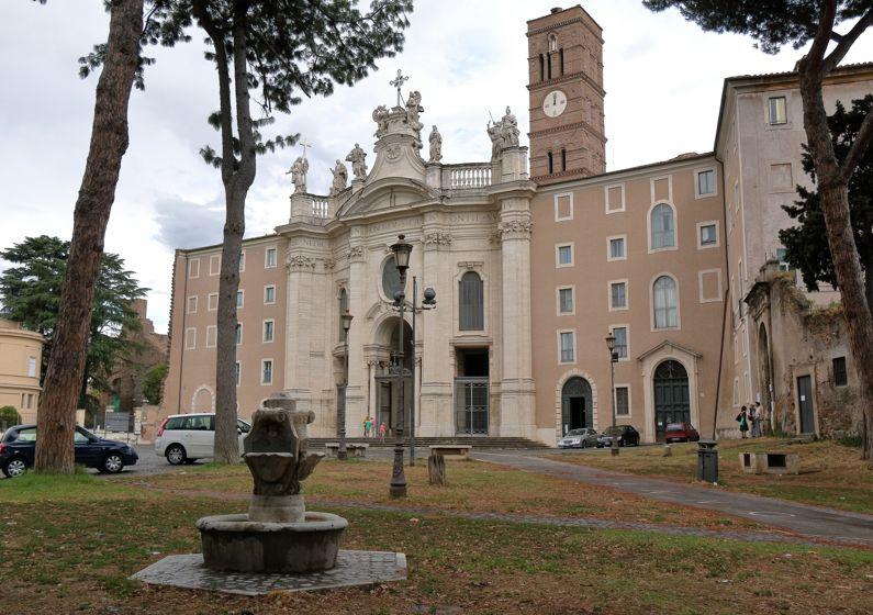 Basilica di Santa Croce in Gerusalemme | Le Basiliche di Roma