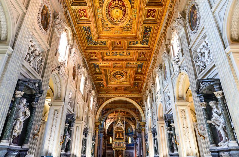 Basilica Sotterranea di Porta Maggiore | I Monumenti di Roma