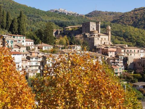 I borghi di Montagna del Lazio più belli da visitare