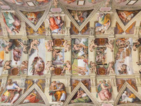 Cappella Sistina | I Monumenti di Roma