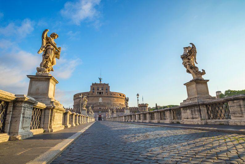 Castel Sant'Angelo | I Monumenti di Roma