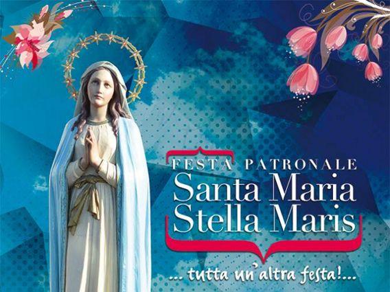 Festa del Patrono Stella Maris 2019 a Fiumicino (RM) | Feste Patronali del Lazio