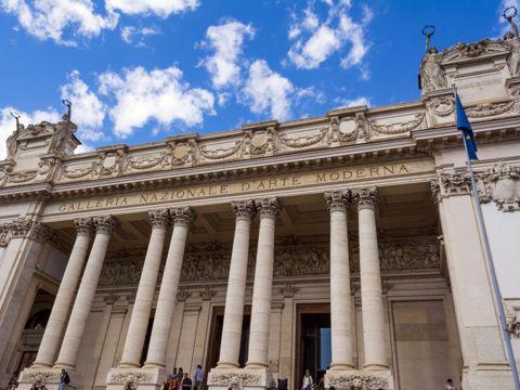 Galleria Nazionale d'Arte Moderna e Contemporanea | I Musei di Roma