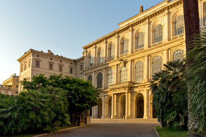Gallerie Nazionali di Arte Antica | I Musei di Roma