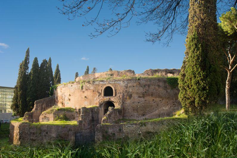 Mausoleo di Augusto   I Monumenti di Roma