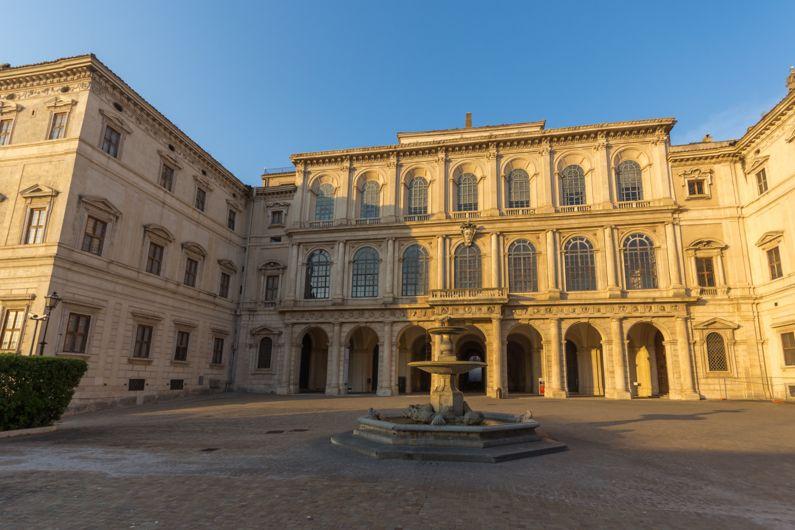 Palazzo Barberini | I Palazzi di Roma