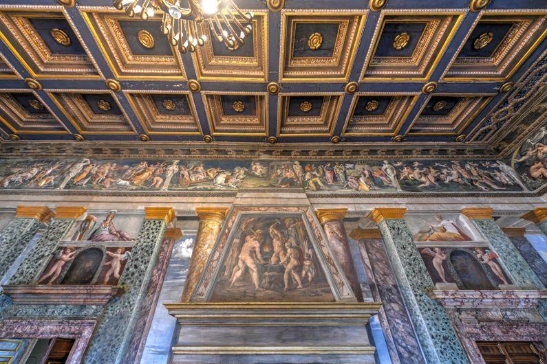 Palazzo Corsini   I Palazzi di Roma