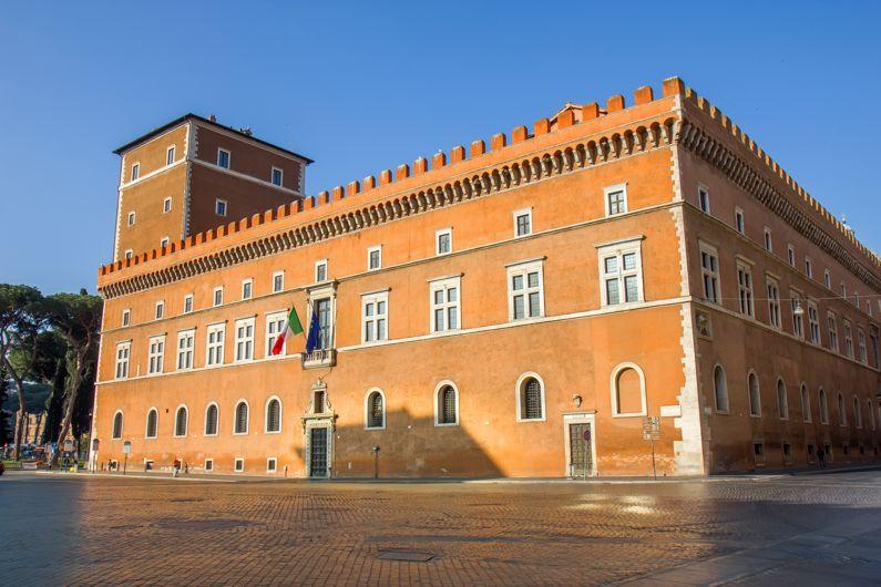 Palazzo Venezia   I Palazzi di Roma