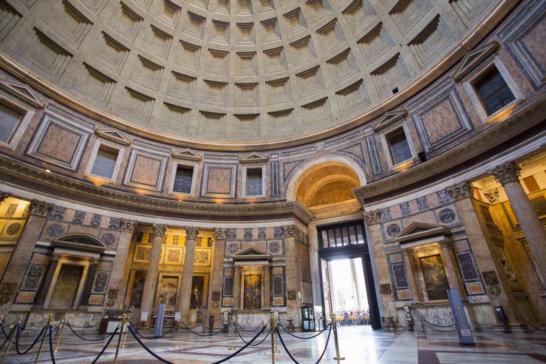 Il Pantheon | I Monumenti di Roma