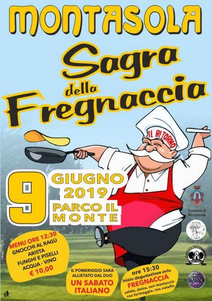 Sagra della Fregnaccia 2019 a Montasola (RI) | Sagre nel Lazio