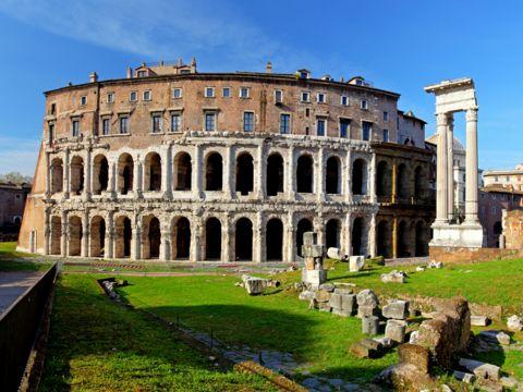 Teatro di Marcello | I Monumenti di Roma