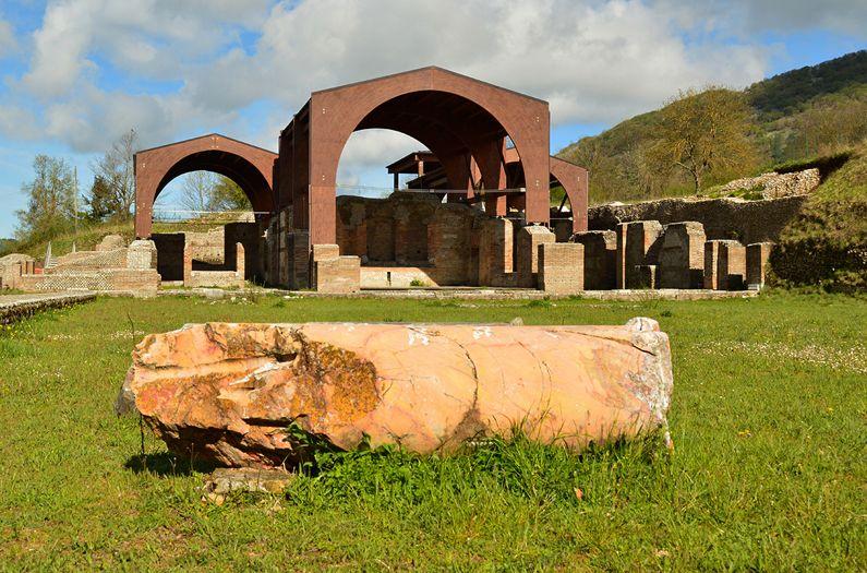 Villa di Traiano ad Arcinazzo Romano (RM)   Cosa vedere e come visitarla