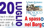 A Spasso nel Borgo a Vivaro Romano