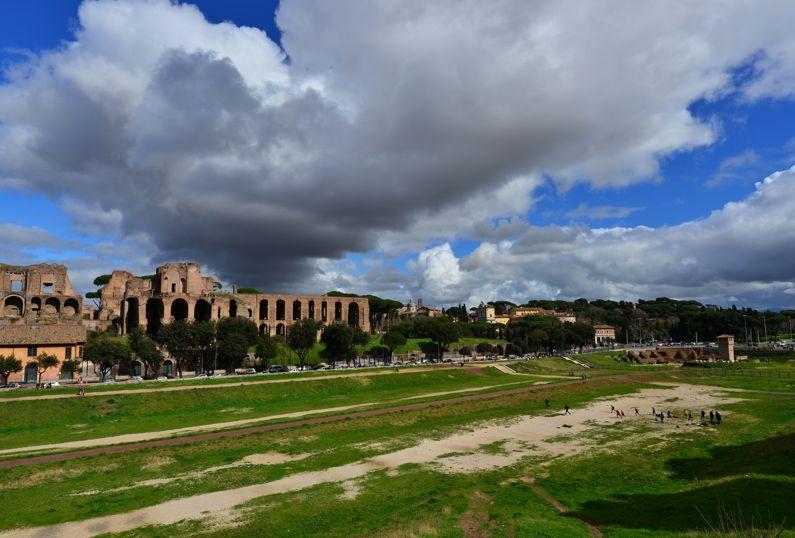 Circo Massimo   I Siti Archeologici di Roma