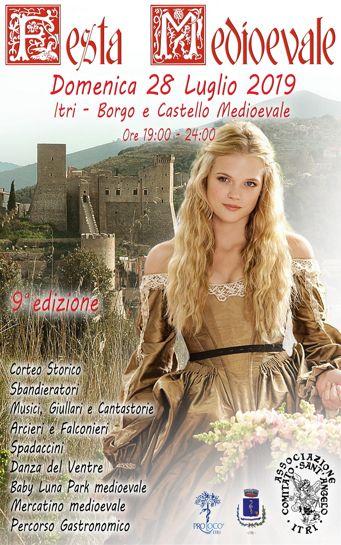 Festa Medioevale 2019 ad Itri (LT) | Feste Medievali e Rievocazioni Storiche nel Lazio