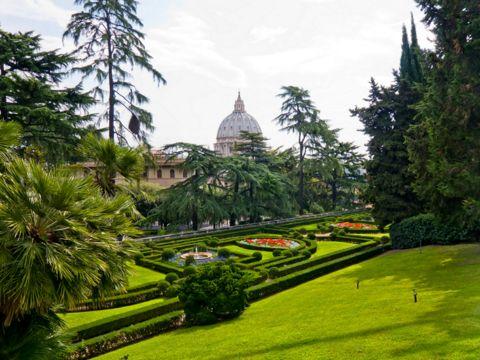 I Giardini Vaticani | Parchi, Ville e Giardini di Roma
