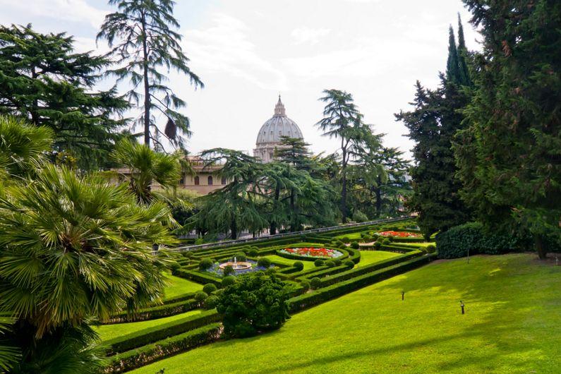 Giardini Vaticani | Parchi, Ville e Giardini di Roma