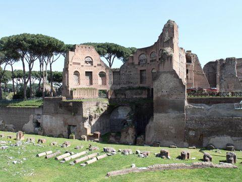 Il Palatino | I Siti Archeologici di Roma