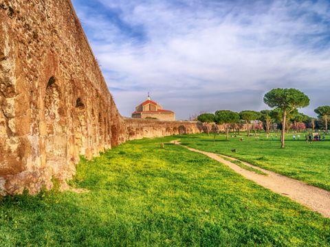 Parco degli Acquedotti I Giardini Vaticani | Parchi, Ville e Giardini di Roma