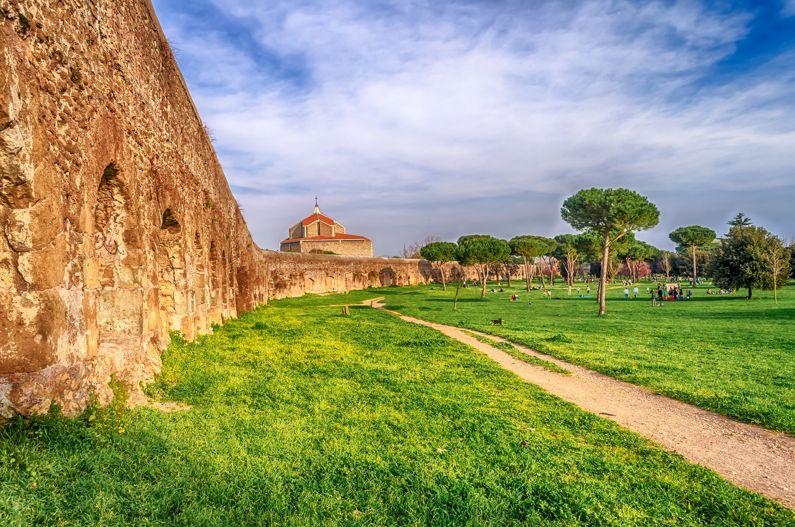 Parco degli Acquedotti | Parchi, Ville e Giardini di Roma