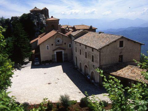 Santuario della Mentorella a Capranica Prenestina (RM) | Cosa vedere
