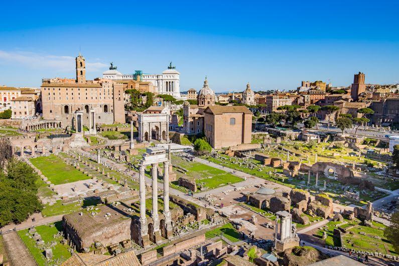 I Siti Archeologici di Roma