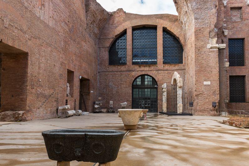 Terme di Diocleziano | I Siti Archeologici di Roma