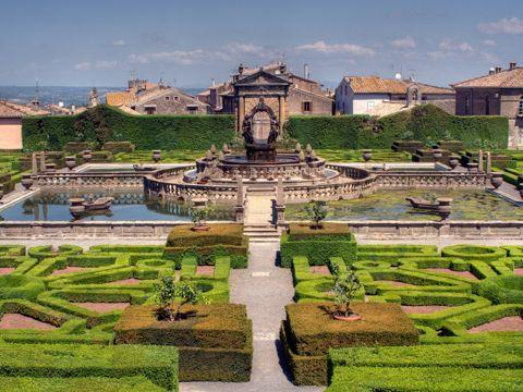 I Giardini di Villa Lante a Bagniaia di Viterbo (VT) | I Giardini del Lazio