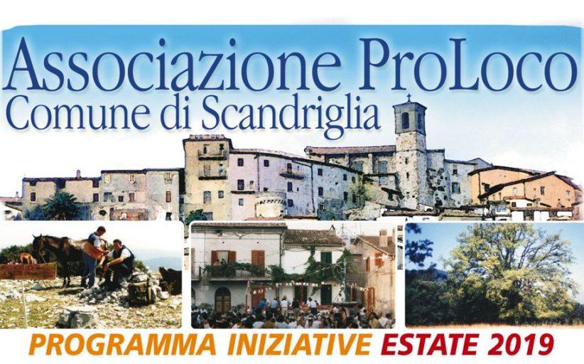 Festeggiamenti di Ferragosto - Estate Scandrigliese 2019