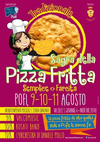 Sagra della Pizza Fritta 2019 a Pofi (FR) | Sagre nel Lazio