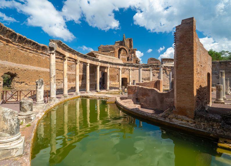 Siti Archeologici vicino Roma