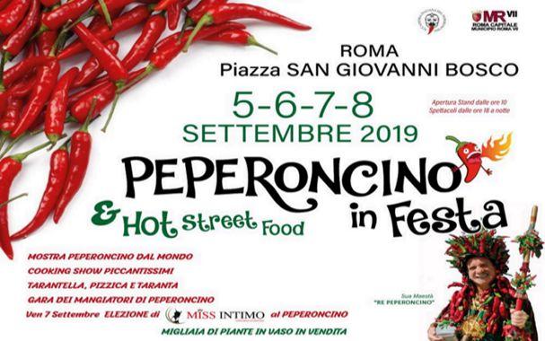Peperoncino in Festa a Roma