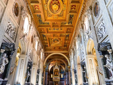 Visita la Basilica di Porta Maggiore