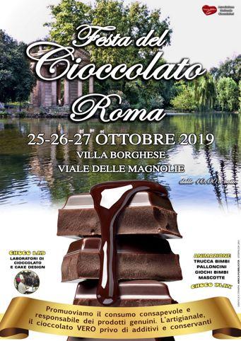 Festa del Cioccolato 2019 a Roma | Eventi a Roma