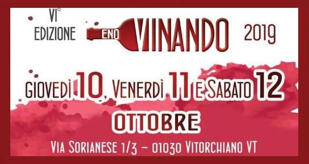 Vinando a Vitorchiano (VT) | Fiere nel Lazio