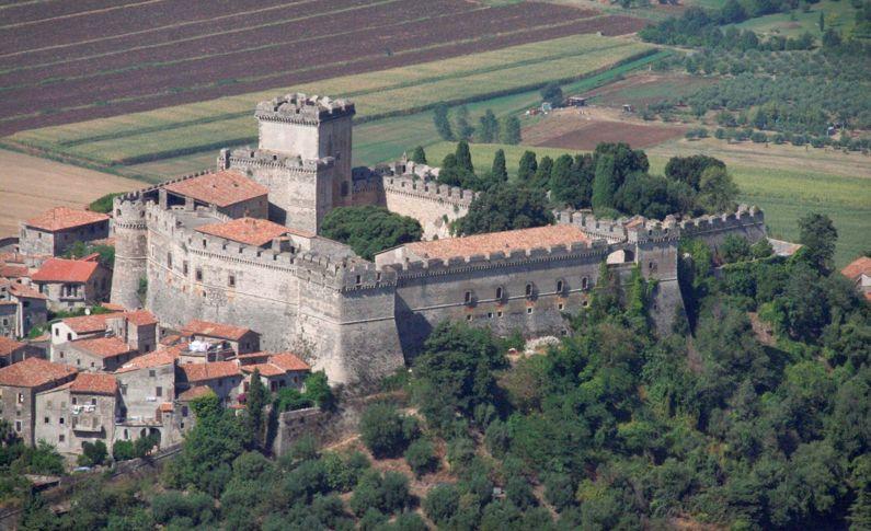 Catello Caetani a Sermoneta | Castelli del Lazio