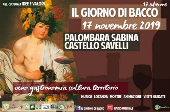 Il Giorno di Bacco 2019 a Palombara Sabina (RM) | Fiere nel Lazio
