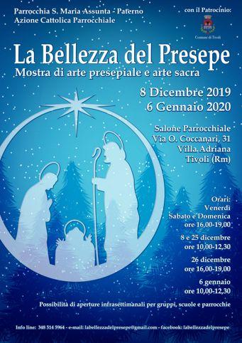 La Bellezza del Presepe 2019 a Tivoli (RM) | Presepi Viventi e Artistici del Lazio