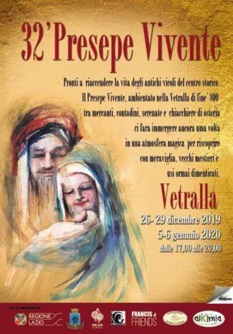 Presepe Vivente 2019 a Vetralla (VT)   Presepi Viventi e Artistici del Lazio