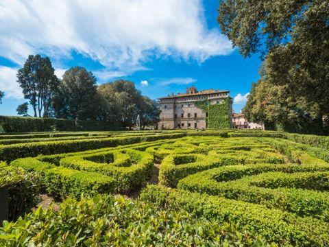 Castello Ruspoli a Vignanello (VT) | I castelli della Tuscia