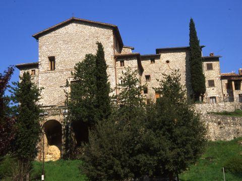Monte Macchia di Mezzo da Greccio | Sentieri nel Lazio