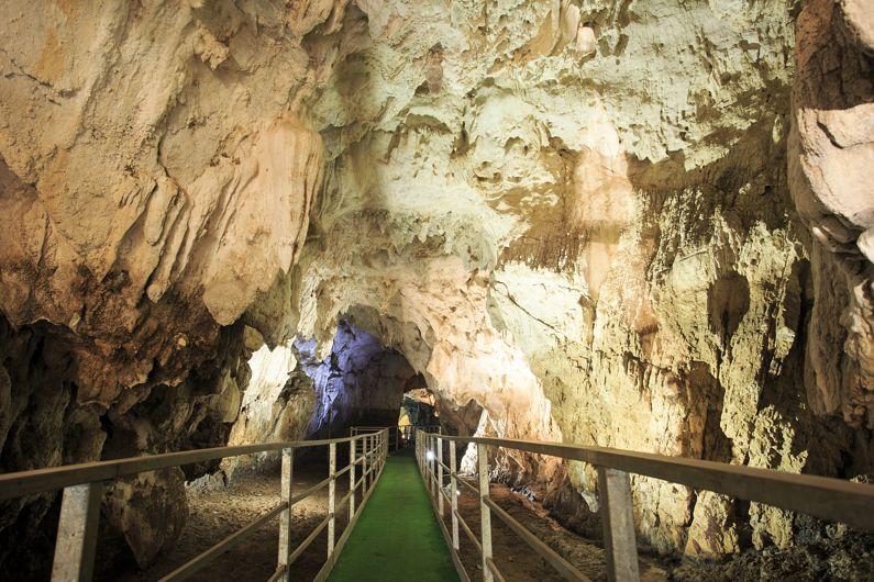 Grotte dell'Arco a Bellegra (RM) | Cosa vedere e come visitarle