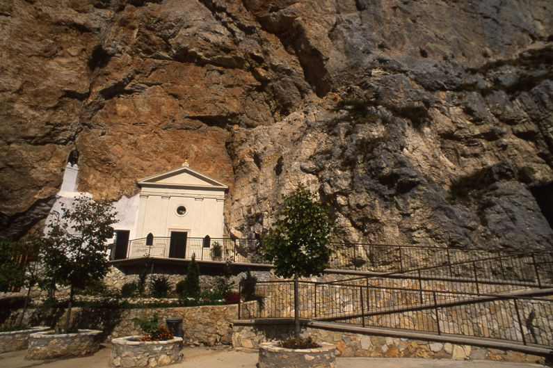 luoghi sacri vicino roma cosa vedere