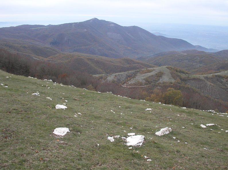 Monte Gennaro da Marcellina (Prato Favale) | Escursioni, Sentieri e Trekking nel Lazio