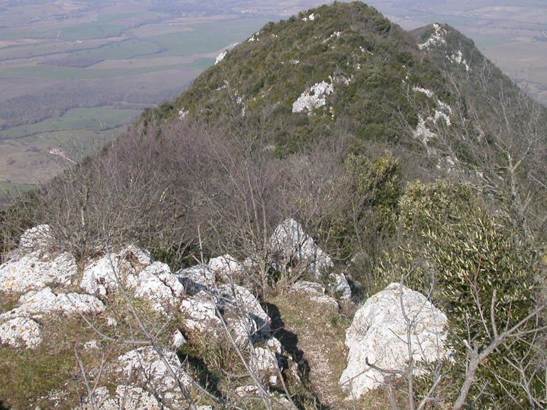 Monte Soratte da Sant'Oreste | Escursioni, Sentieri e Trekking nel Lazio
