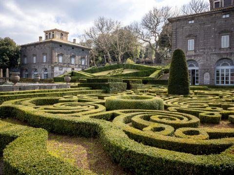 I Giardini e i Parchi Storici del Lazio