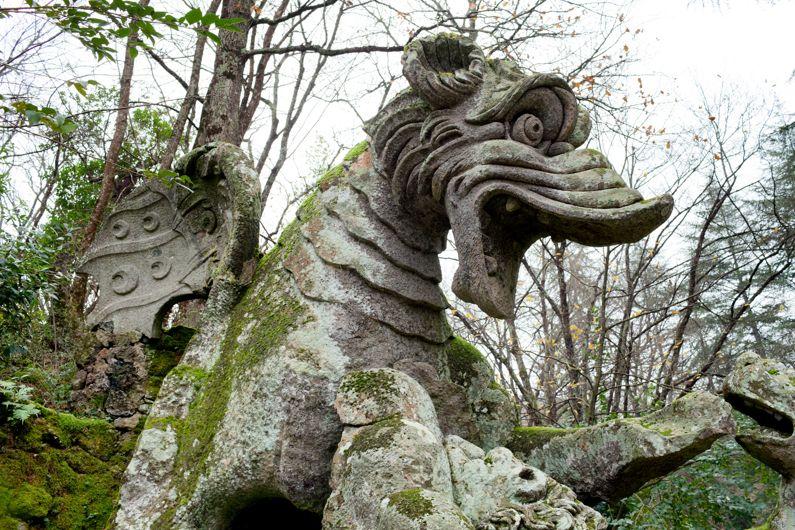 Parco dei Mostri di Bomarzo | Cosa vedere e come visitarlo