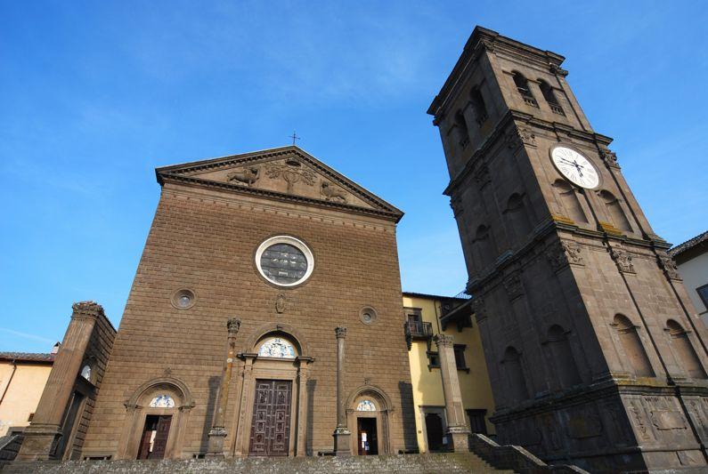 Santuario Madonna della Quercia (VT)   Cosa vedere e come visitarlo